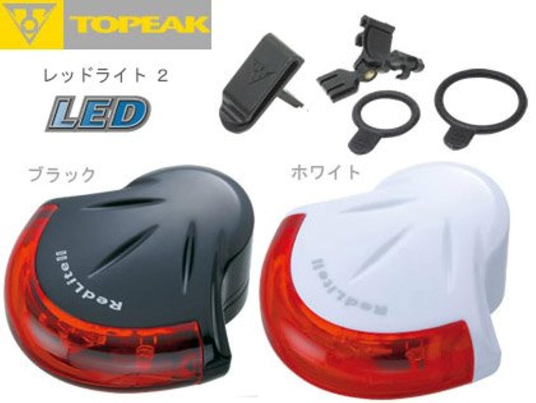 レイア類似性テメリティTOPEAK(トピーク) RedLite II ブラック