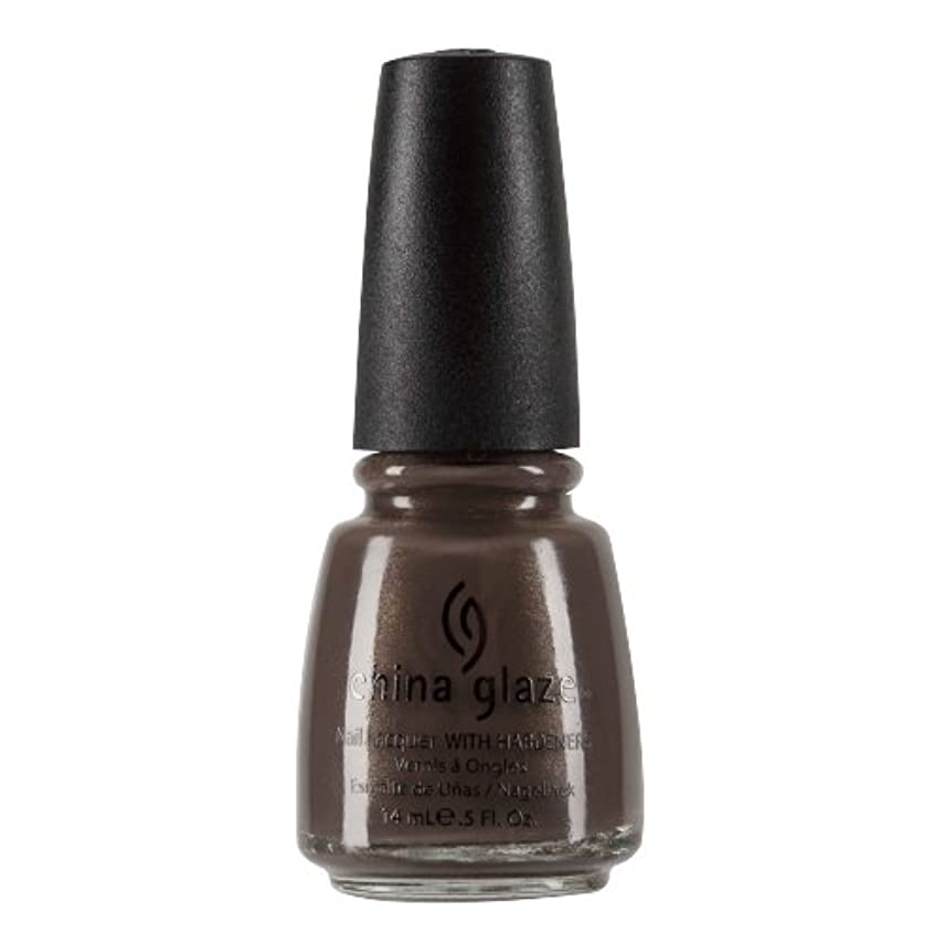 駅分布思われるCHINA GLAZE Nail Lacquer with Nail Hardner 2 - Ingrid (並行輸入品)