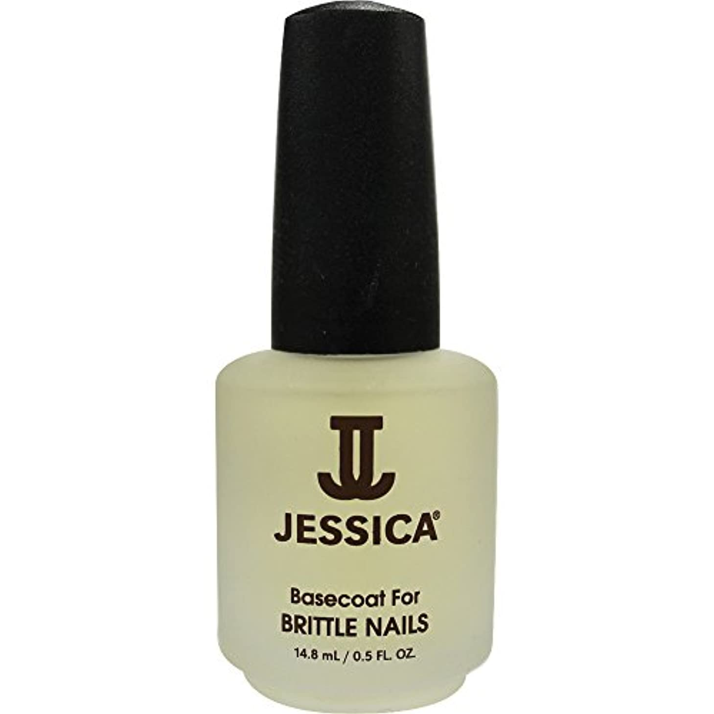 の面では確立匿名JESSICA ベースコート ブリトル  14.8ml