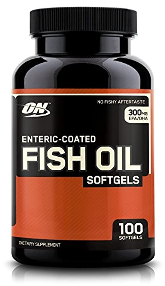 Enteric Coated Fish Oil 100 softgels 海外直送品