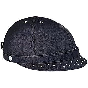 YAKKAY(ヤッカイ) ニュースマートツーヘルメット用アウター MILANO スワロフスキー Sサイズ