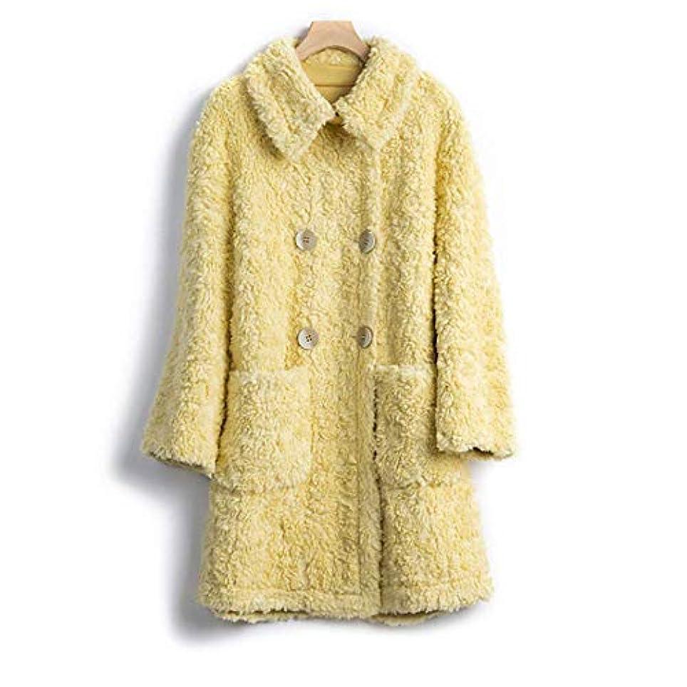 関税エロチック流体ウールコート、ダブルブレストウールコートコート19秋と冬婦人服婦人ジャケット婦人コート婦人ウインドブレーカージャケット,B,S