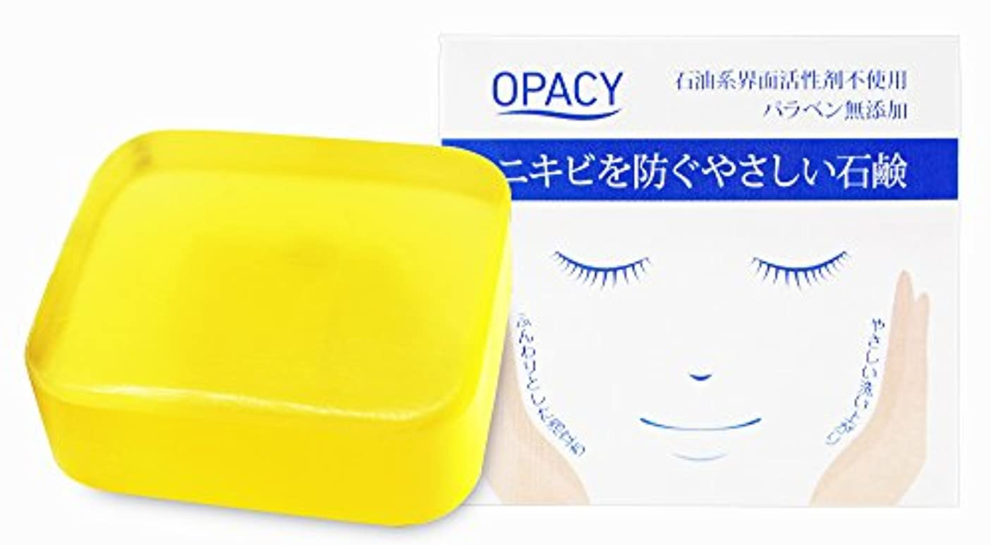 代理人三十素晴らしいですオパシー石鹸100g (1個)