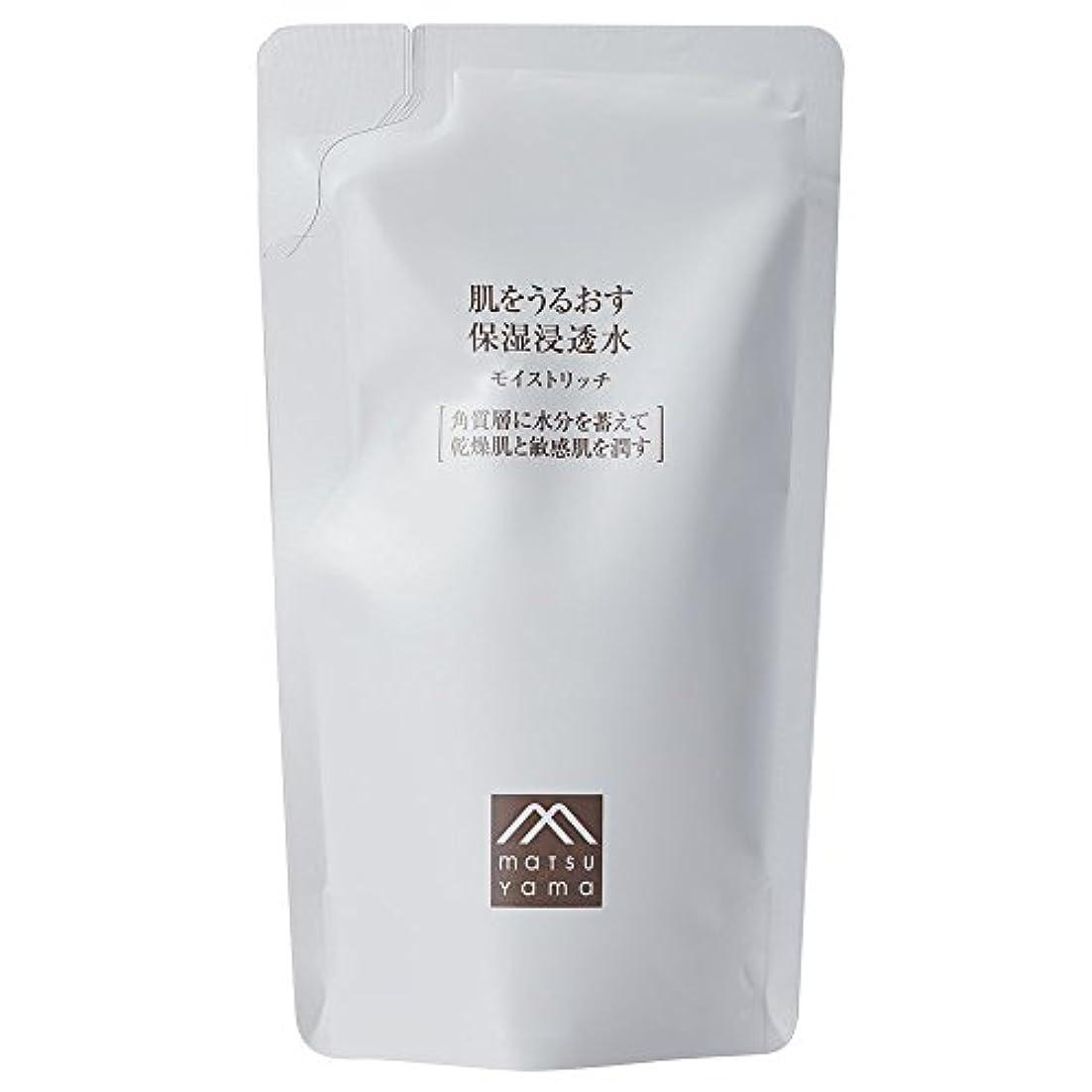 アクチュエータセクタウェイド肌をうるおす保湿浸透水 モイストリッチ 詰替用(化粧水) しっとり [乾燥肌 敏感肌]