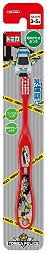 花瓶抽選最大のSKATER トミカ 歯ブラシ(転写タイプ) 園児用 TB5N