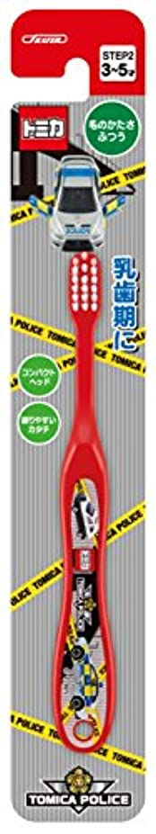 降下助けになる十代SKATER トミカ 歯ブラシ(転写タイプ) 園児用 TB5N