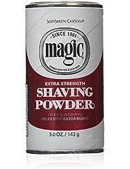 Magic Red Shaving Powder 133 ml Extra Strength Depilatory (並行輸入品)
