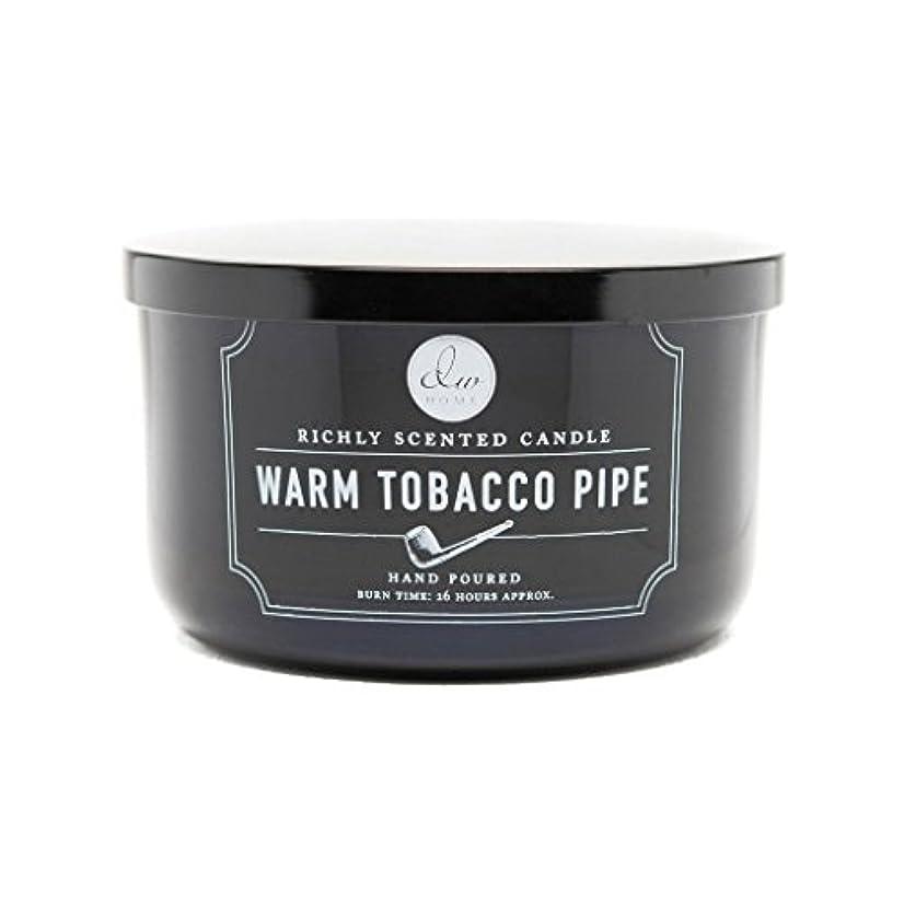 ジョセフバンクス宿バーゲンDecoware Richly Scented Warm Tobacco Pipe 3-Wick Candle 13.8 Oz. In Glass by Decoware