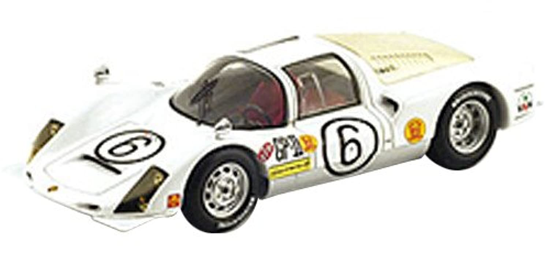 Spark 1/43 Porsche Carrera 6 (906-120) #6 JAPAN GP 1967 S.Taki 完成品