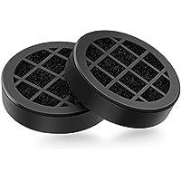 SonRu 空気清浄機フィルター HEPAフィルター 交換フィルター 活性炭フィルター 2個セット 3-6月交換サイクル 脱臭 除菌 花粉 アレルギ―対策