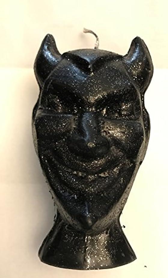 子供っぽい感情の偽善joanndles Devil Demon Candle Voodoo Love香りつき5 – 1 / 2 Tall
