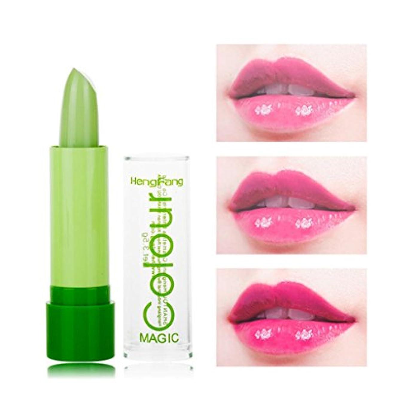 費やすパニックする長続きがする12部分の色の変更の口紅の構造の保湿剤の唇の光沢