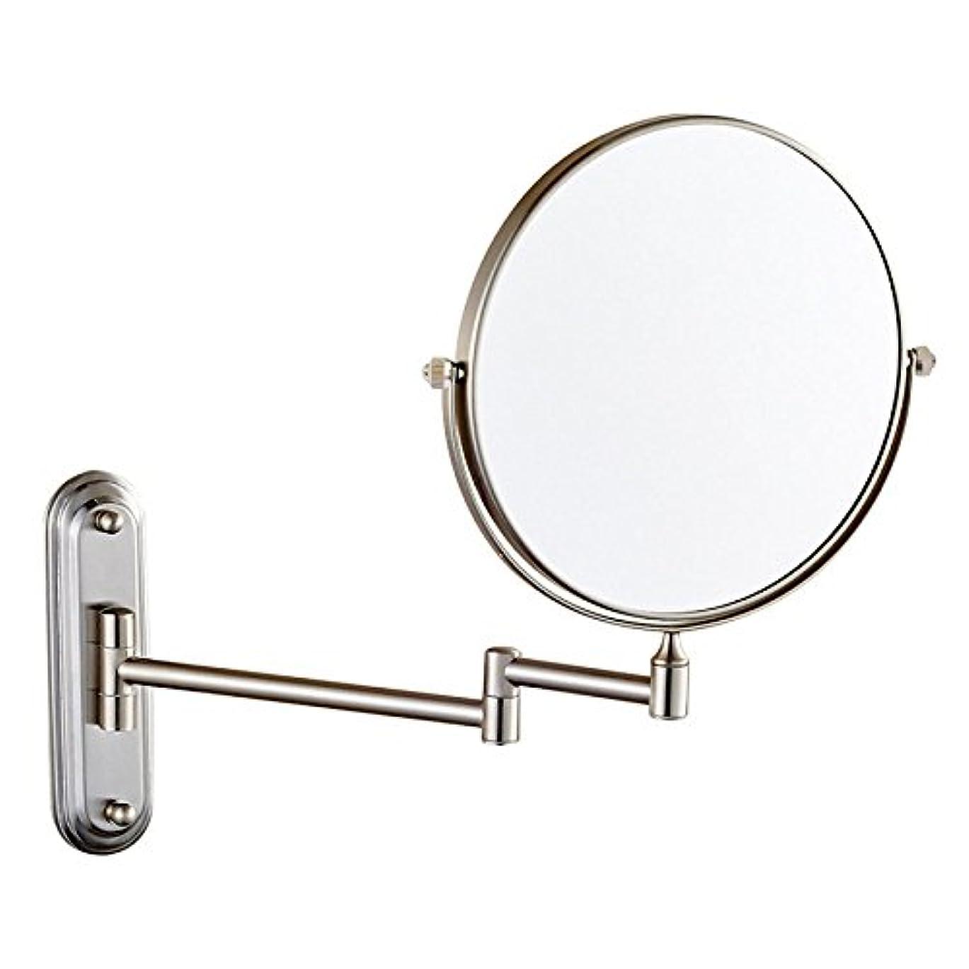 魅惑するページェントたっぷりバスルーム、シェービングミラー、回転ミラー、バスルーム、メイクアップミラー、折りたたみ、クリエイティブ、化粧品ミラー、双方向ミラー、拡大鏡、,Antique-8