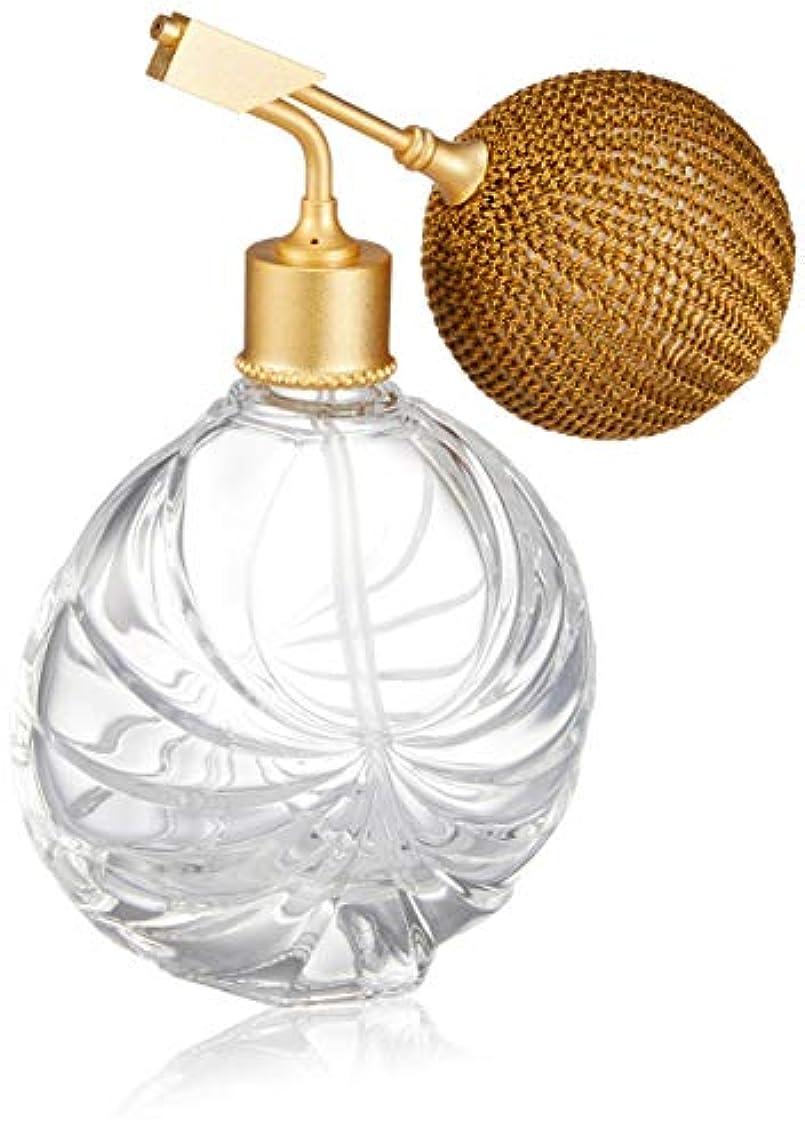 一般的なミニボイコットヒロセアトマイザー フランス製香水瓶50ML Upper East Side 369872 (50MLタクジョウ) CLAG