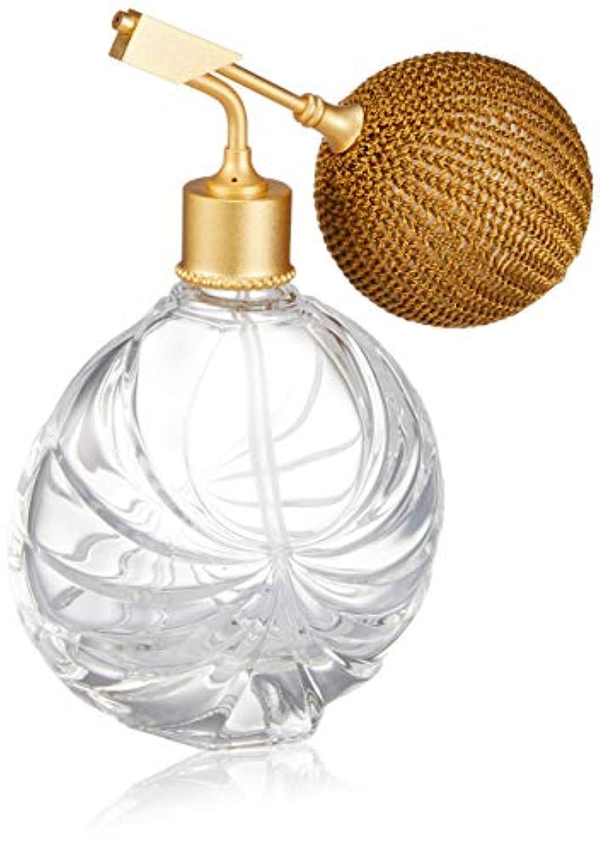 暴行植物学者摂氏度ヒロセアトマイザー フランス製香水瓶50ML Upper East Side 369872 (50MLタクジョウ) CLAG