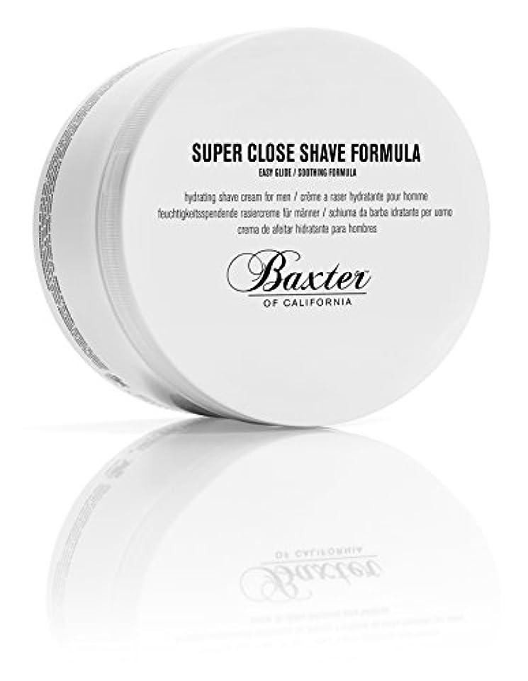 スキャンダルペルセウス株式Baxter OF CALIFORNIA(バクスター オブ カリフォルニア) クロースシェーブクリーム 240ml