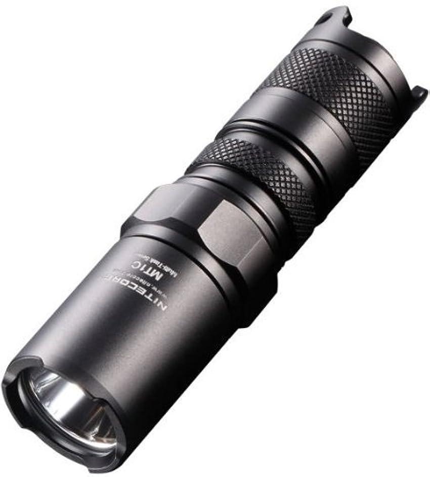 粗いインカ帝国ミルNitecore MT1C Flashlight Black 280lm 1 x CR123A [並行輸入品]