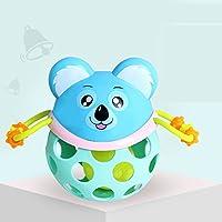 Yiping子供教育おもちゃ子供教育Bear HandカラフルSensory Ball Kids Funnnyボールおもちゃギフト