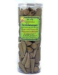 Srimongkol Agarwood Natural Incense Cones 300 Grams Grade AAA Organic (No Chemical :::Srimongkol Agarwoodナチュラル...