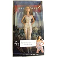 Barbie Collector Black Label Doll: Jennifer Lopez World Tour