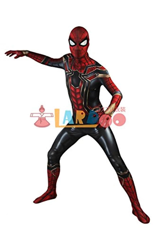 補う導出理解アベンジャーズ/インフィニティ?ウォー ピーター?パーカー スパイダーマン コスプレ衣装