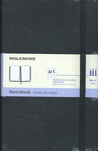 MOLESKINE sketchbook Carnet de croquis