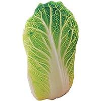 B-PING 野菜ぬいぐるみ 抱き枕 置物 野菜クッション おもちゃ 誕生日 四種類 寝具の用品 個性派 座布団 白菜 ジャガイモ ブロッコリー 野菜 (白菜)