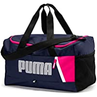 PUMA 07509404 Fundamentals Sports Bag S II, Peacoat
