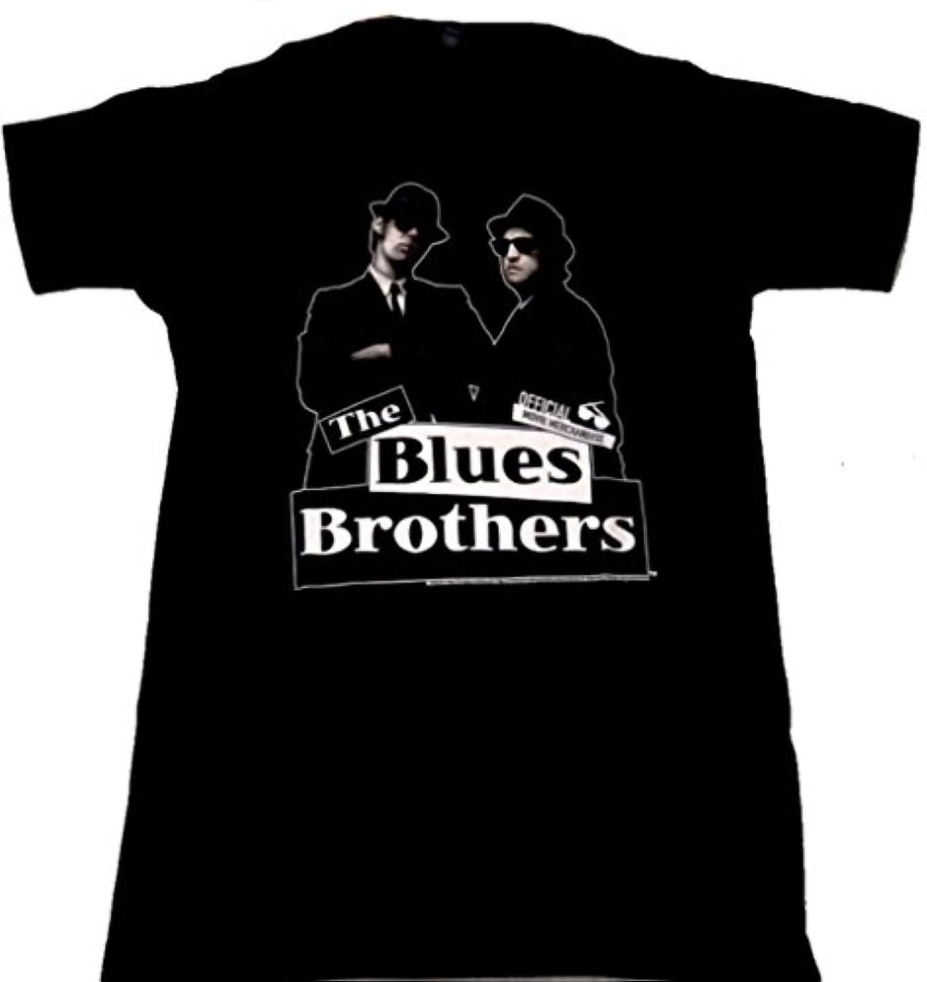 ディスク永久ビクター【BLUES BROTHERS】ブルースブラザーズ Tシャツ#1