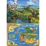 TGS2012 3DS ファンタジーライフ A4オリジナルクリアファイル 東京ゲームショウ2012