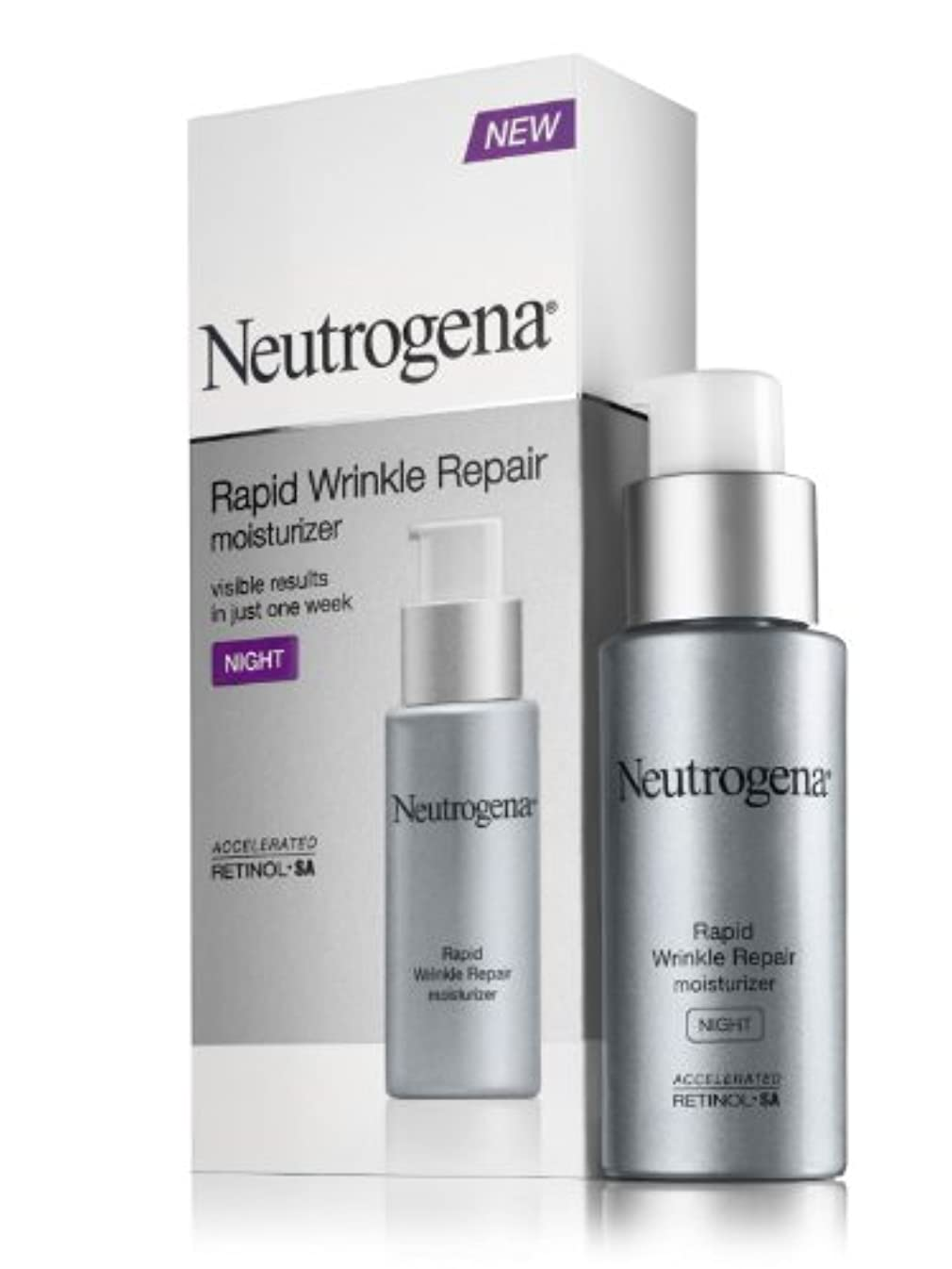 申し立てられた機動テンポ【Neutrogena】 ニュートロジーナ リピッドリンクルリペア Rapid Wrinkle Repair並行輸入品