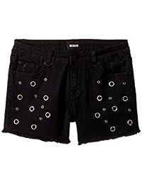 [ハドソン] Hudson Kids ガールズ Riley Shorts in Stellar (Big Kids) パンツ [並行輸入品]
