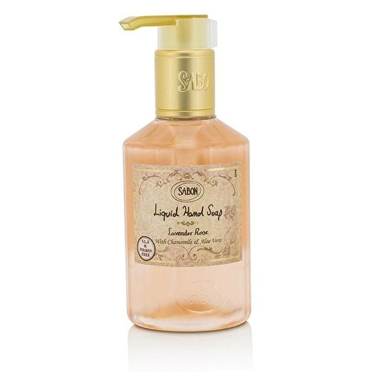 強大な上流の似ているサボン Liquid Hand Soap - Lavender Rose 200ml/7oz並行輸入品