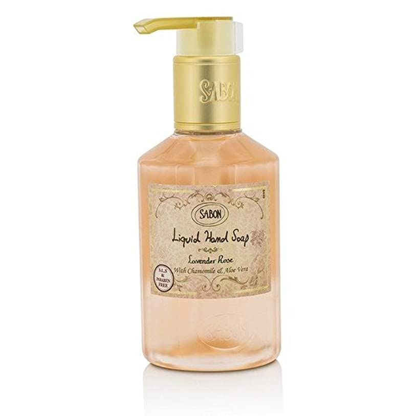スパン管理者取り組むサボン Liquid Hand Soap - Lavender Rose 200ml/7oz並行輸入品