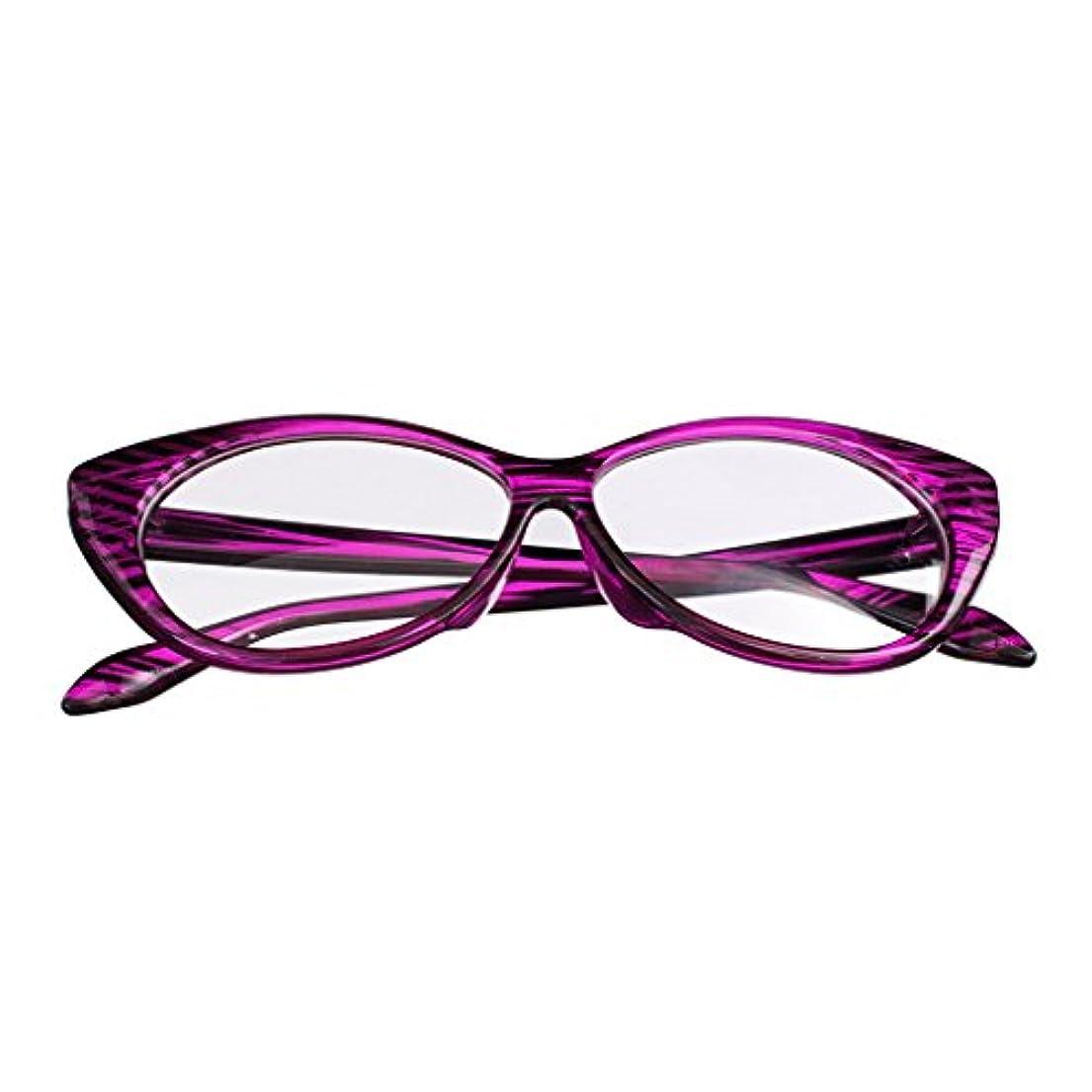 レディースヴィンテージキャットアイ老眼鏡女性のファッション老眼鏡