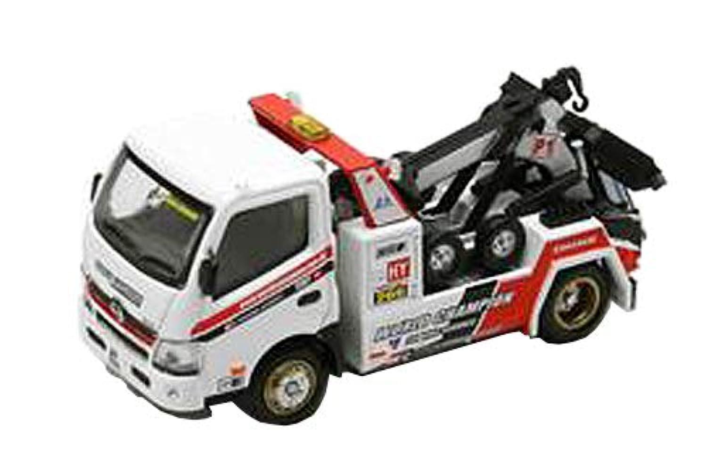 Tiny City No.103 日野 300 World Champion レッカー車 完成品