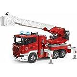 ブルーダー SCANIA 消防車 BR03590