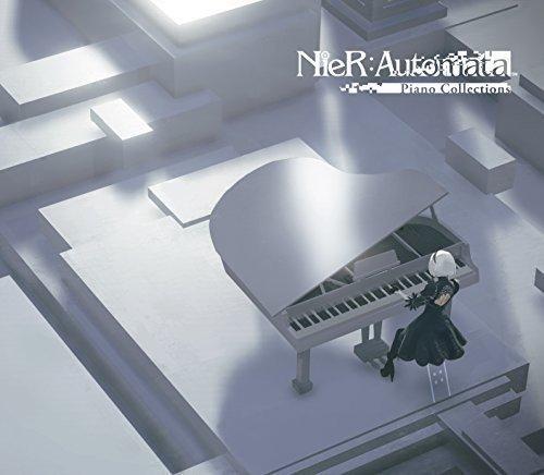 VA – Piano Collections NieR:Automata [FLAC / 24bit Lossless / WEB] [2018.04.25]