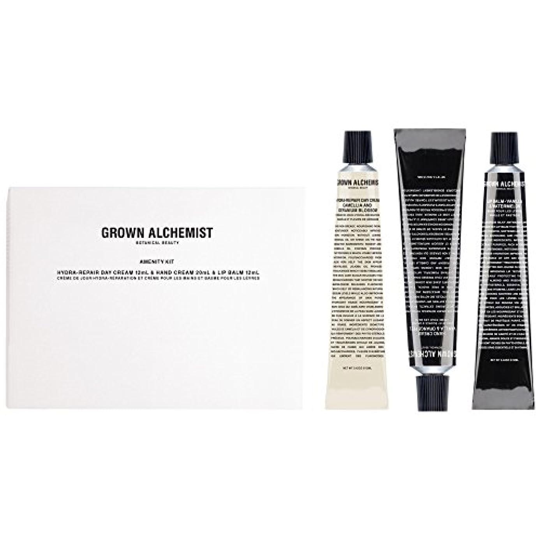 雪だるま腐ったグッゲンハイム美術館成長した錬金術師アメニティキットギフトセット (Grown Alchemist) (x6) - Grown Alchemist Amenity Kit Gift Set (Pack of 6) [並行輸入品]