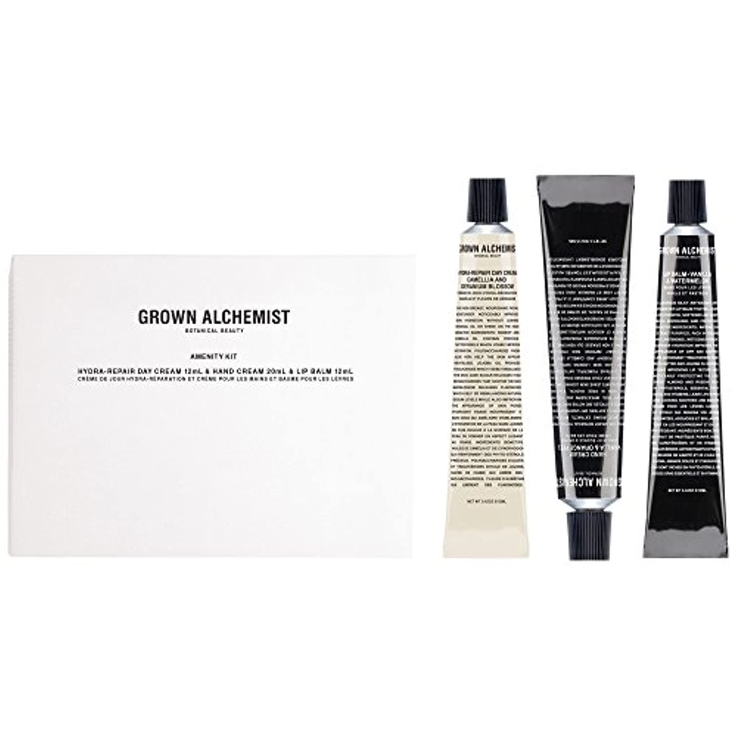 成長した錬金術師アメニティキットギフトセット (Grown Alchemist) (x6) - Grown Alchemist Amenity Kit Gift Set (Pack of 6) [並行輸入品]