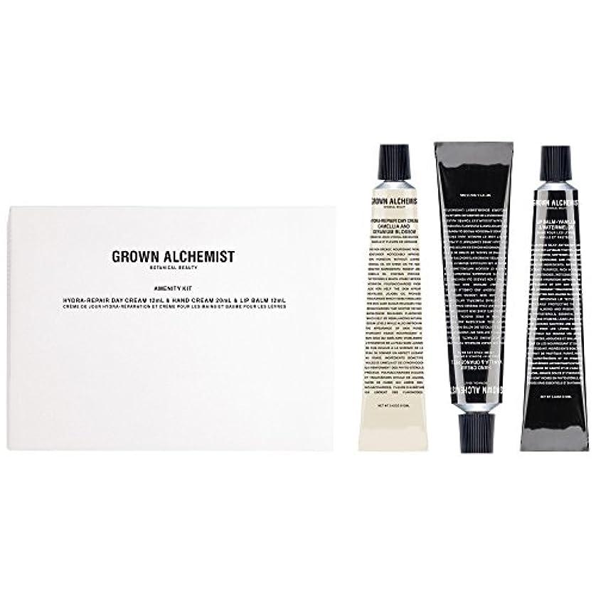 うまれた特異性線成長した錬金術師アメニティキットギフトセット (Grown Alchemist) (x2) - Grown Alchemist Amenity Kit Gift Set (Pack of 2) [並行輸入品]