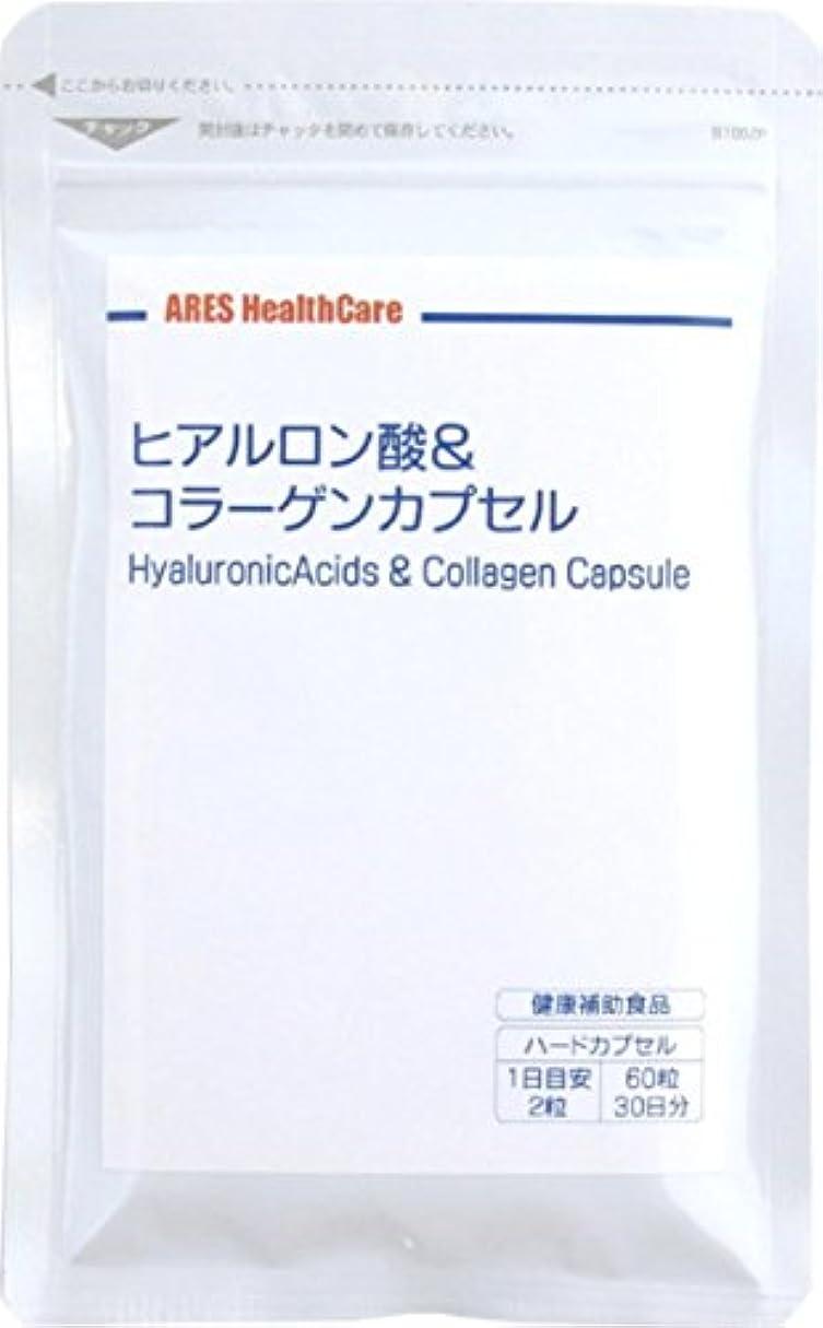 抜本的な人気の気質ヒアルロン酸&コラーゲンカプセル(30日分)