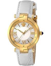 [ヴェルサーチ]VERSACE 腕時計 ホワイト文字盤 VAI030016 レディース 【並行輸入品】