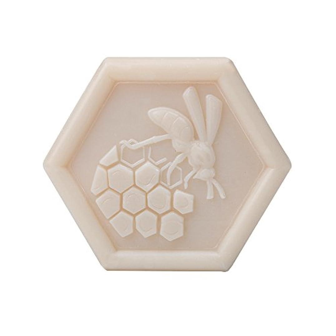 アイスクリーム適用済みキャリッジPlantes&Parfums [プランツ&パルファム] ハニーソープ100g アカシア