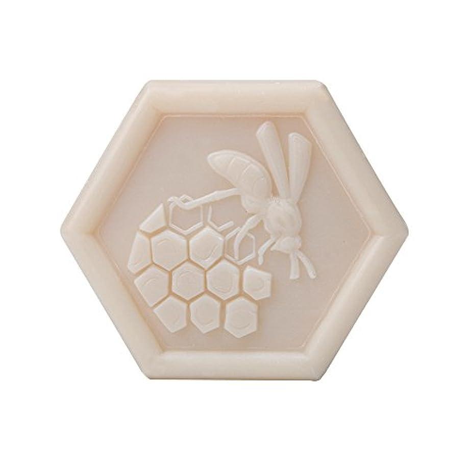 新しい意味コンテンポラリー評価可能Plantes&Parfums [プランツ&パルファム] ハニーソープ100g アカシア