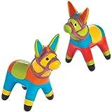 Vinyl Fiesta Donkey Pinatas