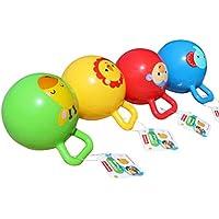 KEANER 新生児 乳児 ロールポリ おもちゃ キッズ ハンドラトル ベビー ファニーベル ボール おもちゃ ギフト (ランダムカラー)