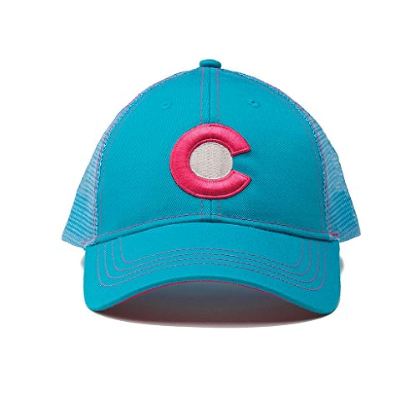 不機嫌今放棄する共和国コロラドnoストライプ帽子ピンク
