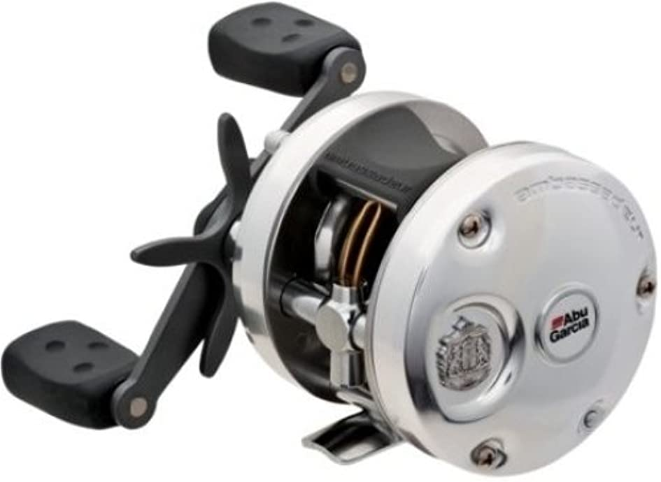 似ている乳私たちのものAbu Garcia C3-5501 Ambassadeur Fishing Reel 5.3:1 4 Bearings 240yd/12Lb