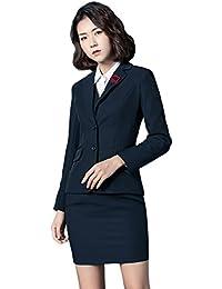スーツ スカートスーツ 2点セット セットアップ テーラードジャケット 事務服 レディース ビジネス フォーマル 通勤 オフィス OL 就活 入学式 卒業式